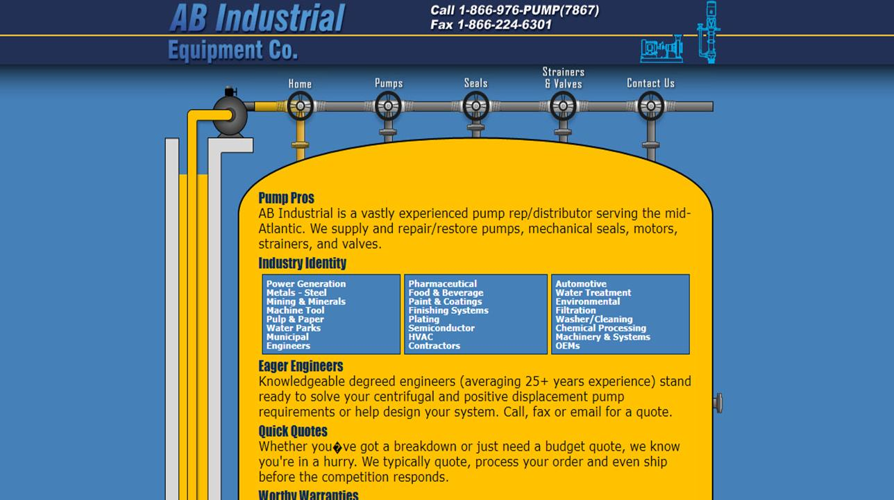 AB Industrial Equipment Co.