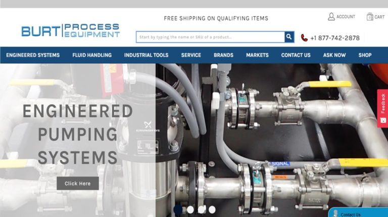 Burt Process Equipment, Inc.