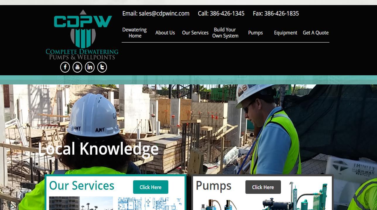 Complete Dewatering Pumps & Wellpoints, Inc.
