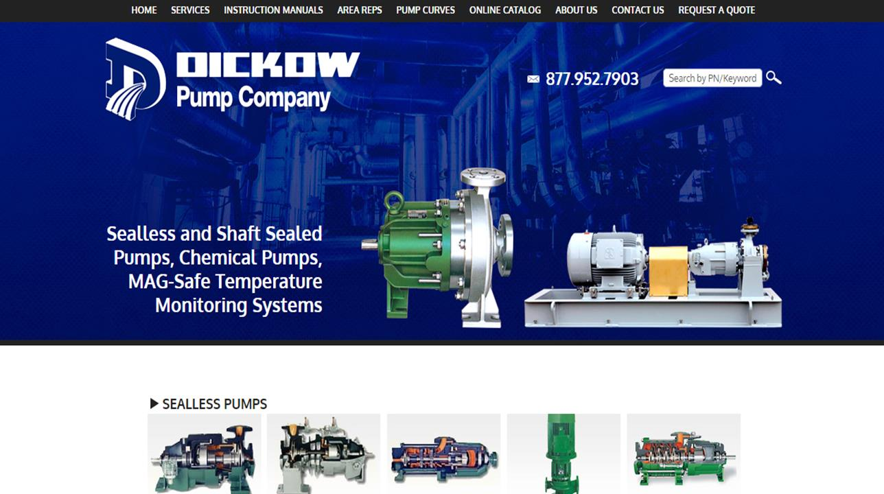 Dickow Pump Company, Inc.