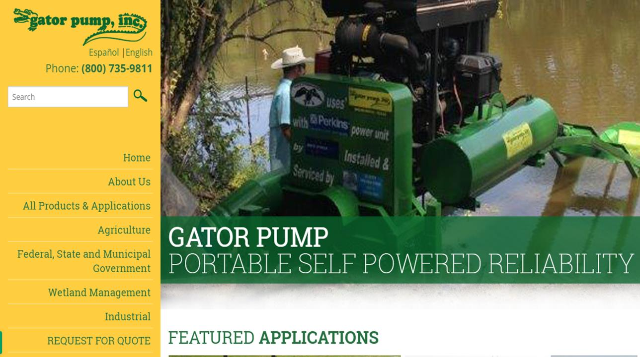 Gator Pump, Inc.