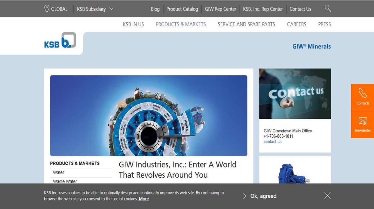 GIW Industries