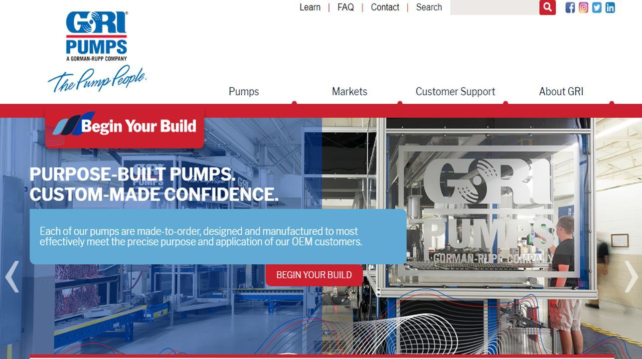 Gorman-Rupp Industries