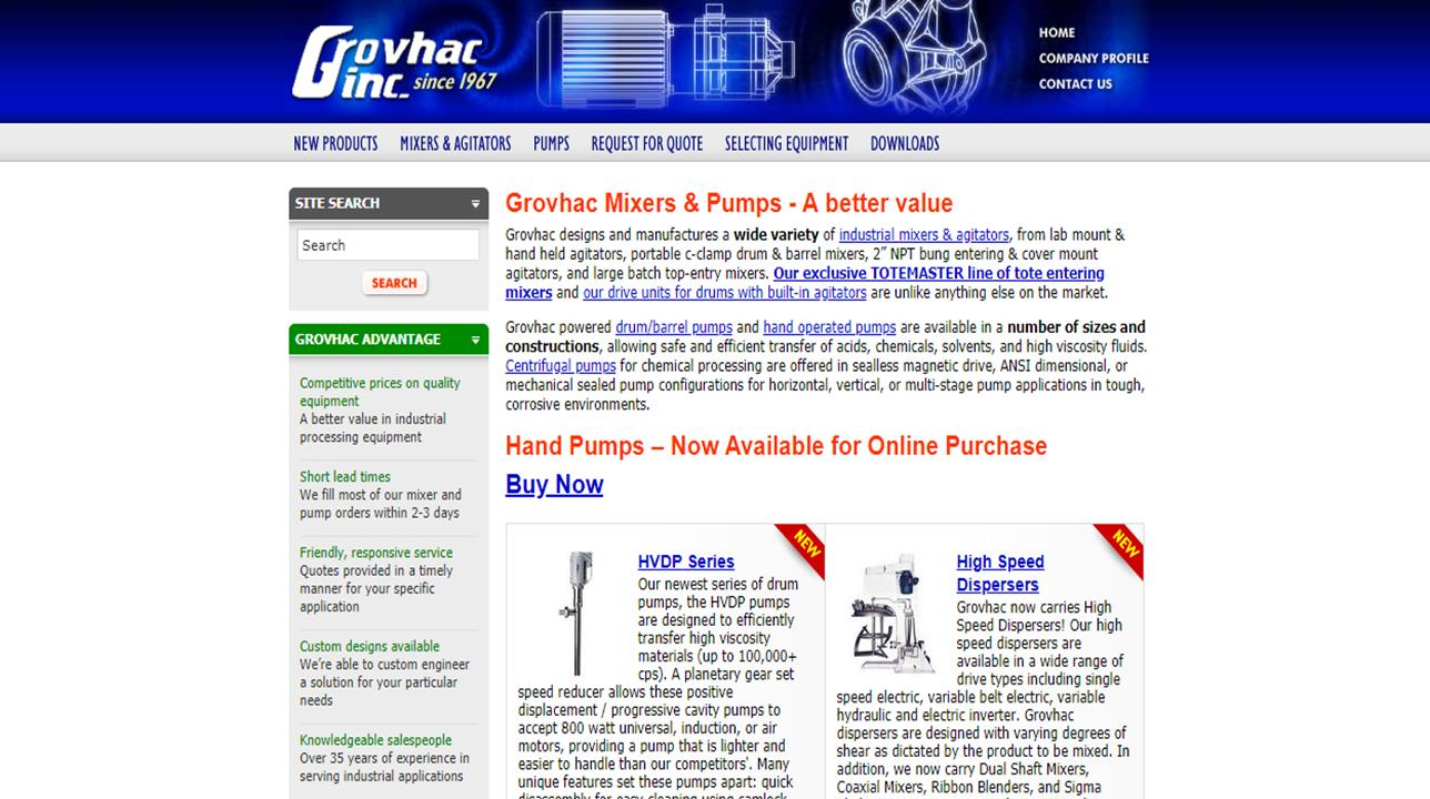 Grovhac, Inc.