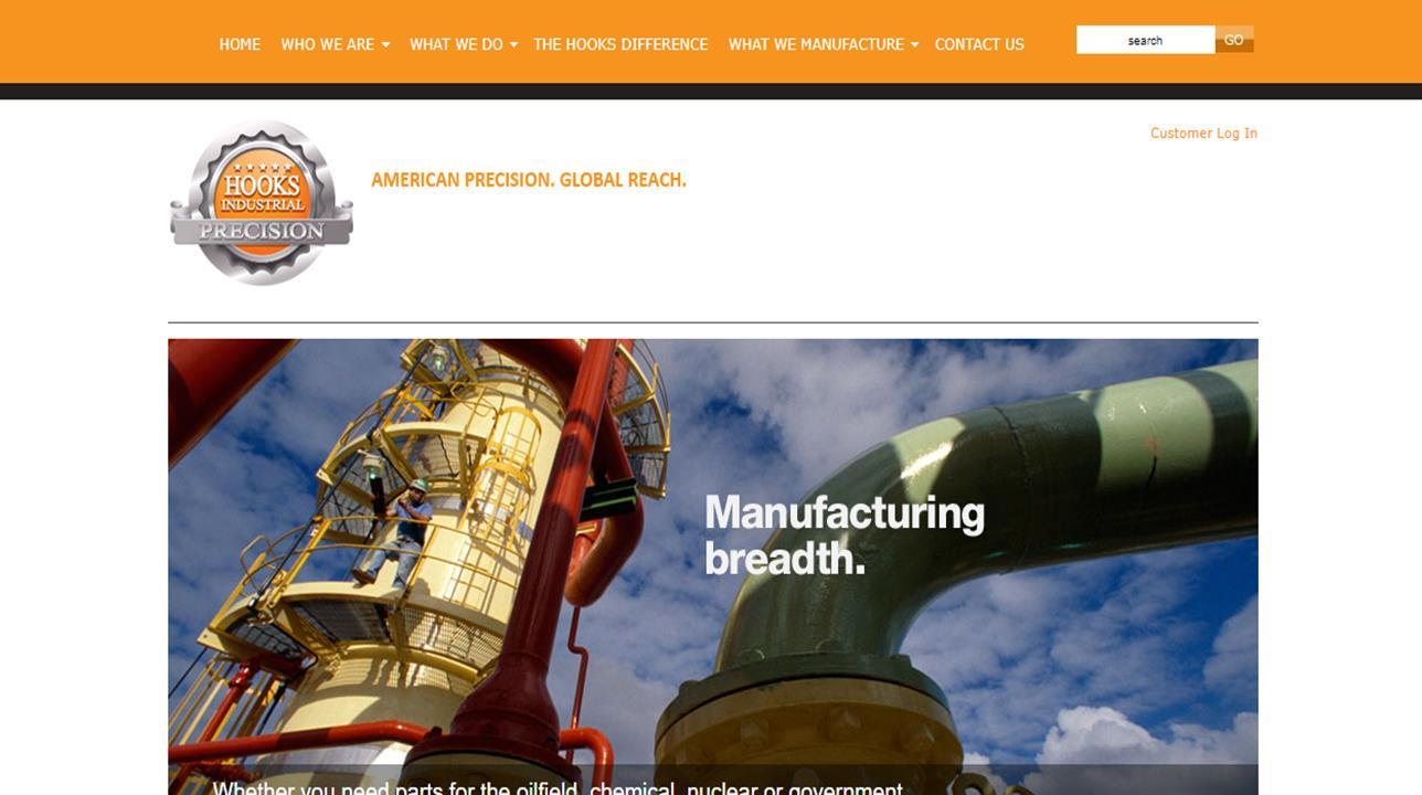 Hooks Industrial, Inc.