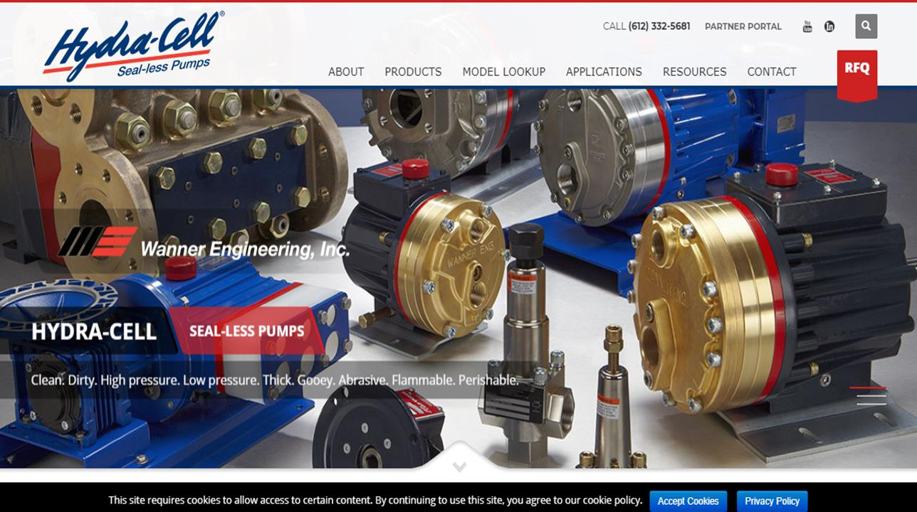 Wanner Engineering, Inc.
