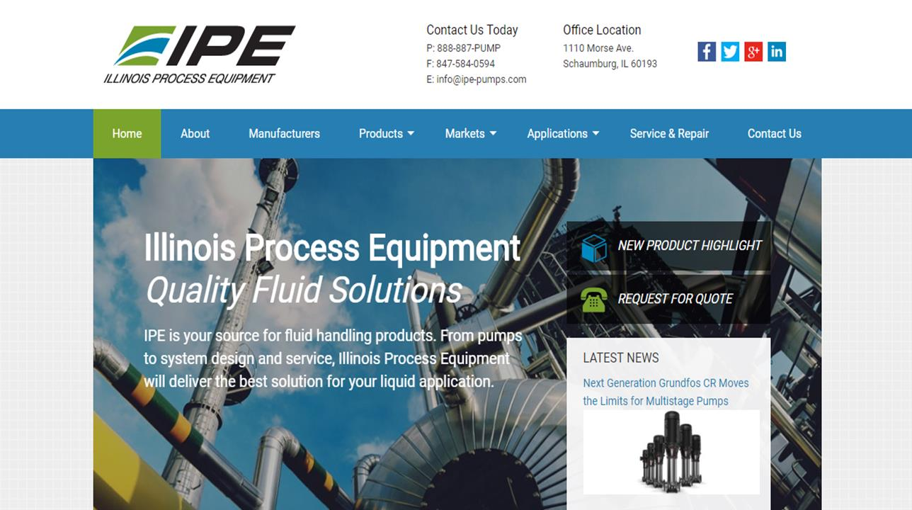 Illinois Process Equipment