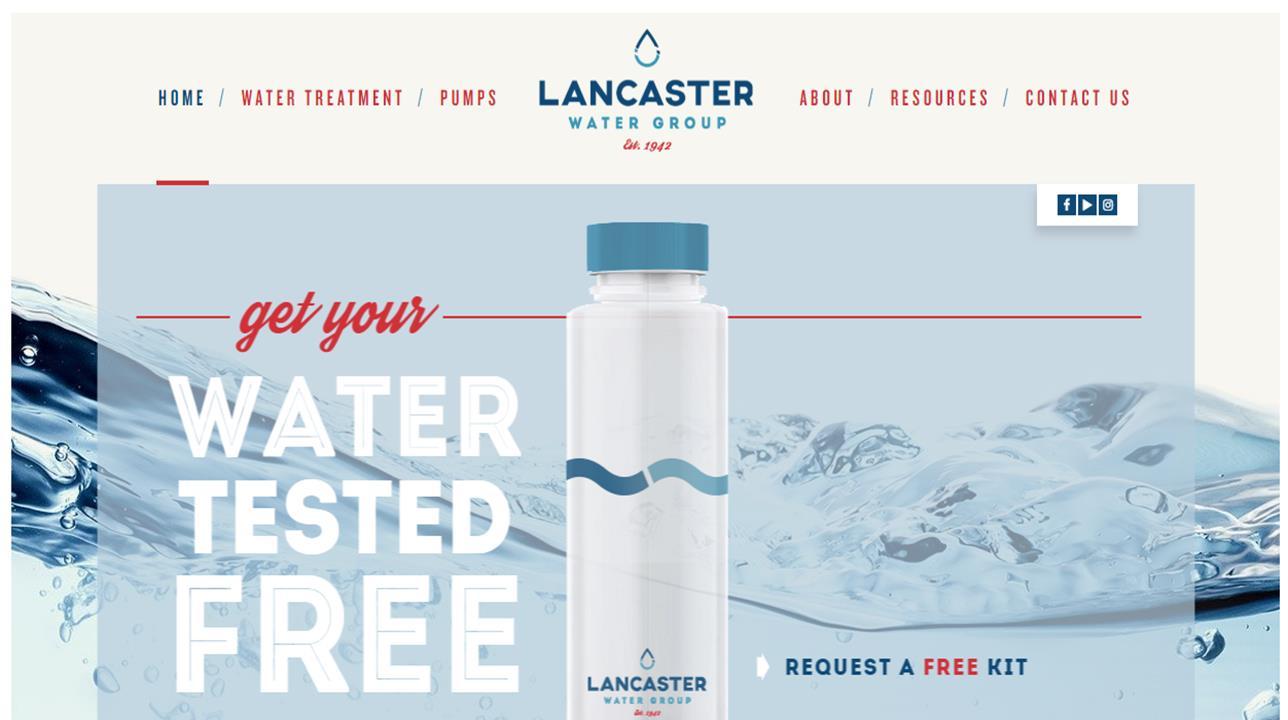 Lancaster Pump