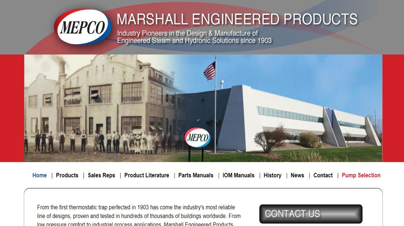 Marshall Engineered Products Company