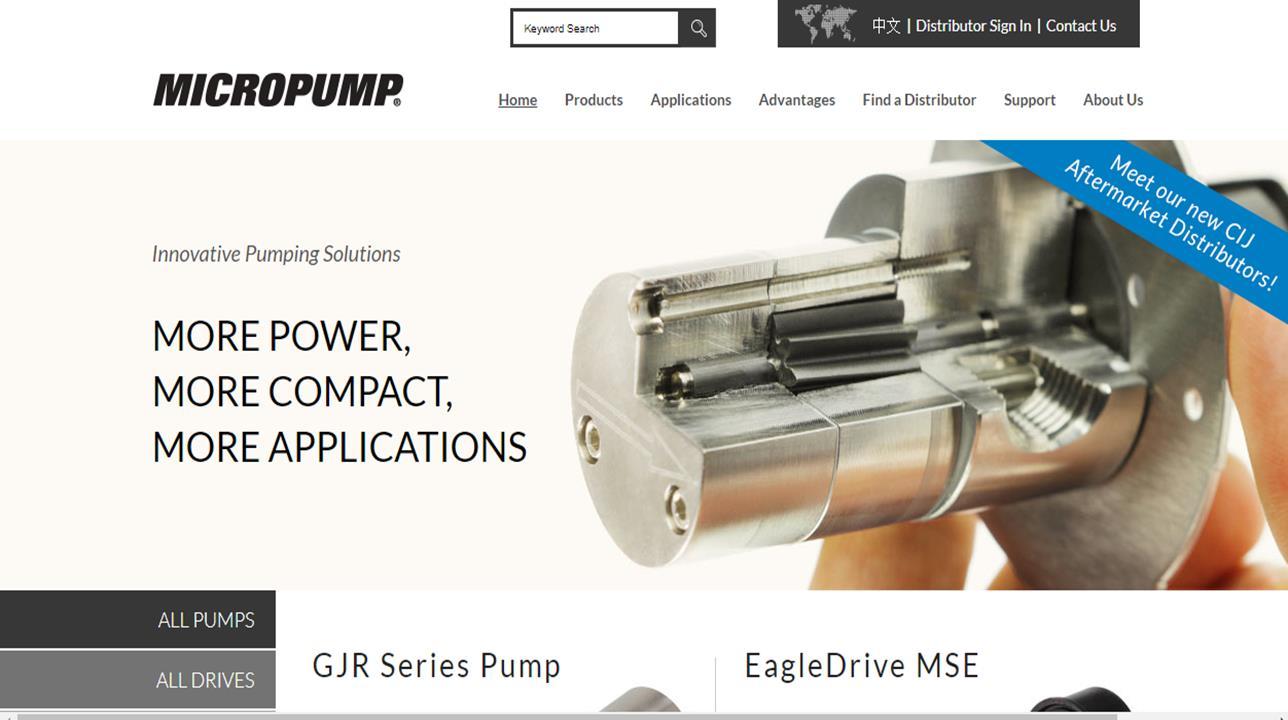Micropump®, Inc.