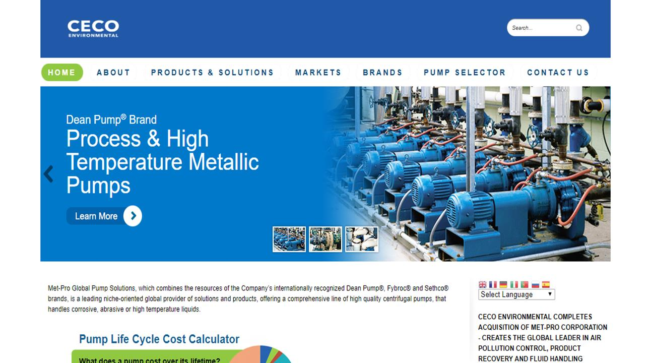 Met-Pro Global Pump Solutions