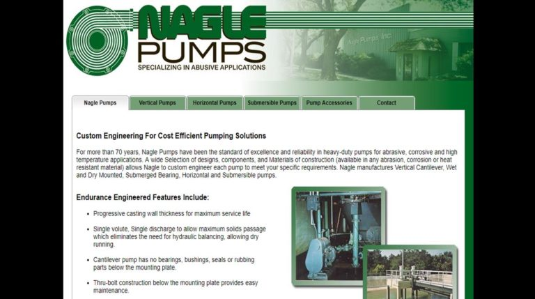 Nagle Pumps