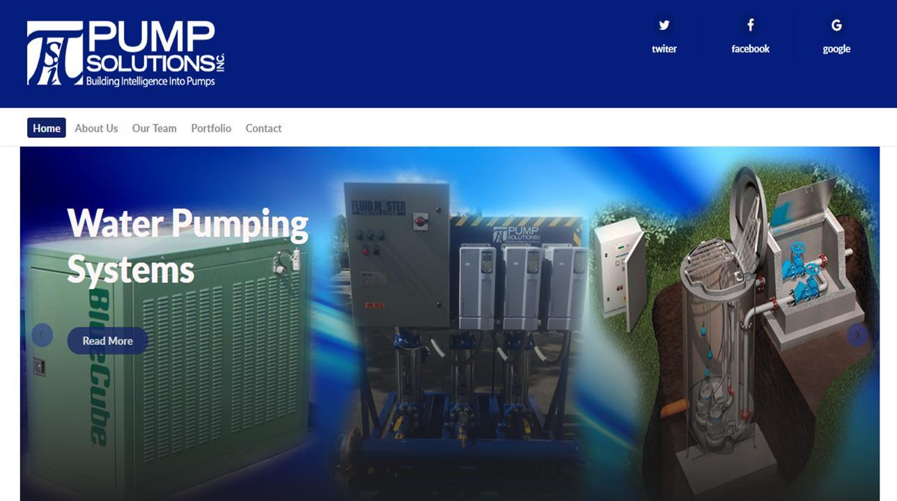 Pump Solutions, Inc.