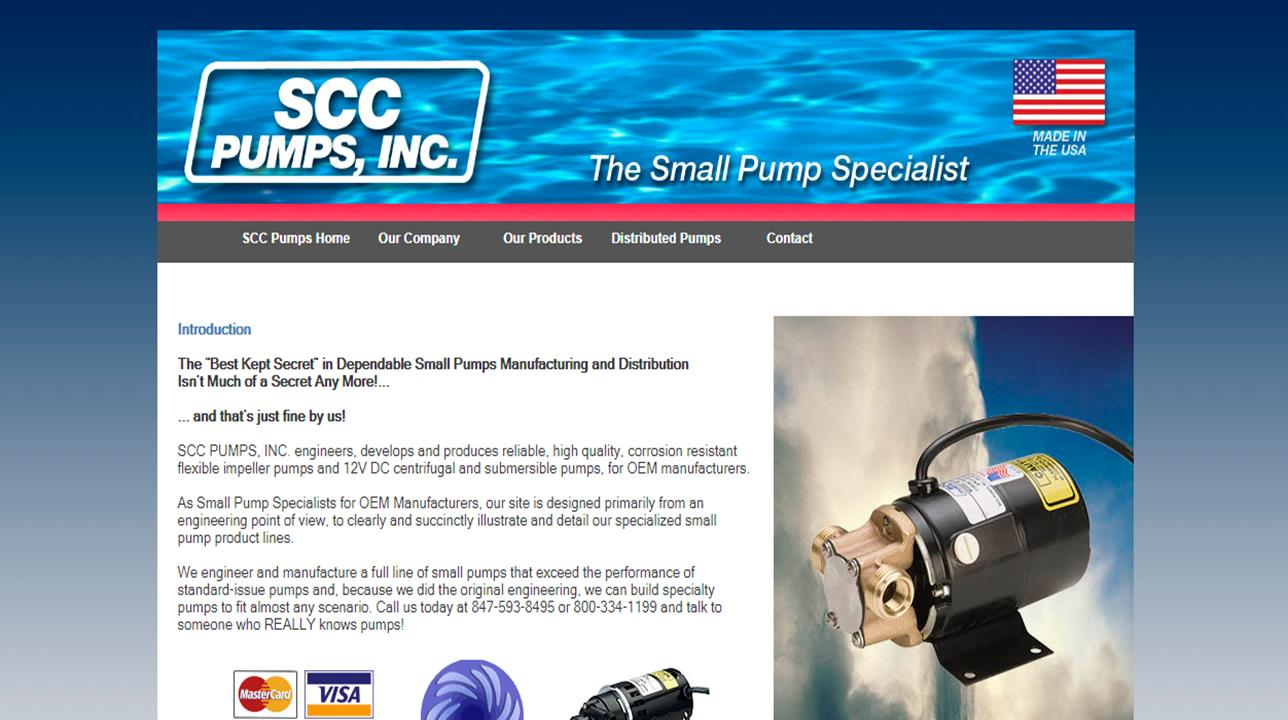 SCC Pumps, Inc.