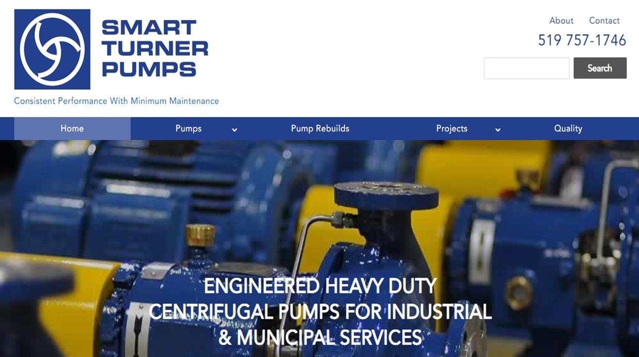 Smart Turner Pumps
