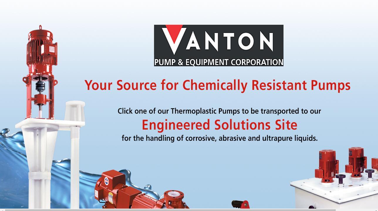 Vanton Pump & Equipment Corp.