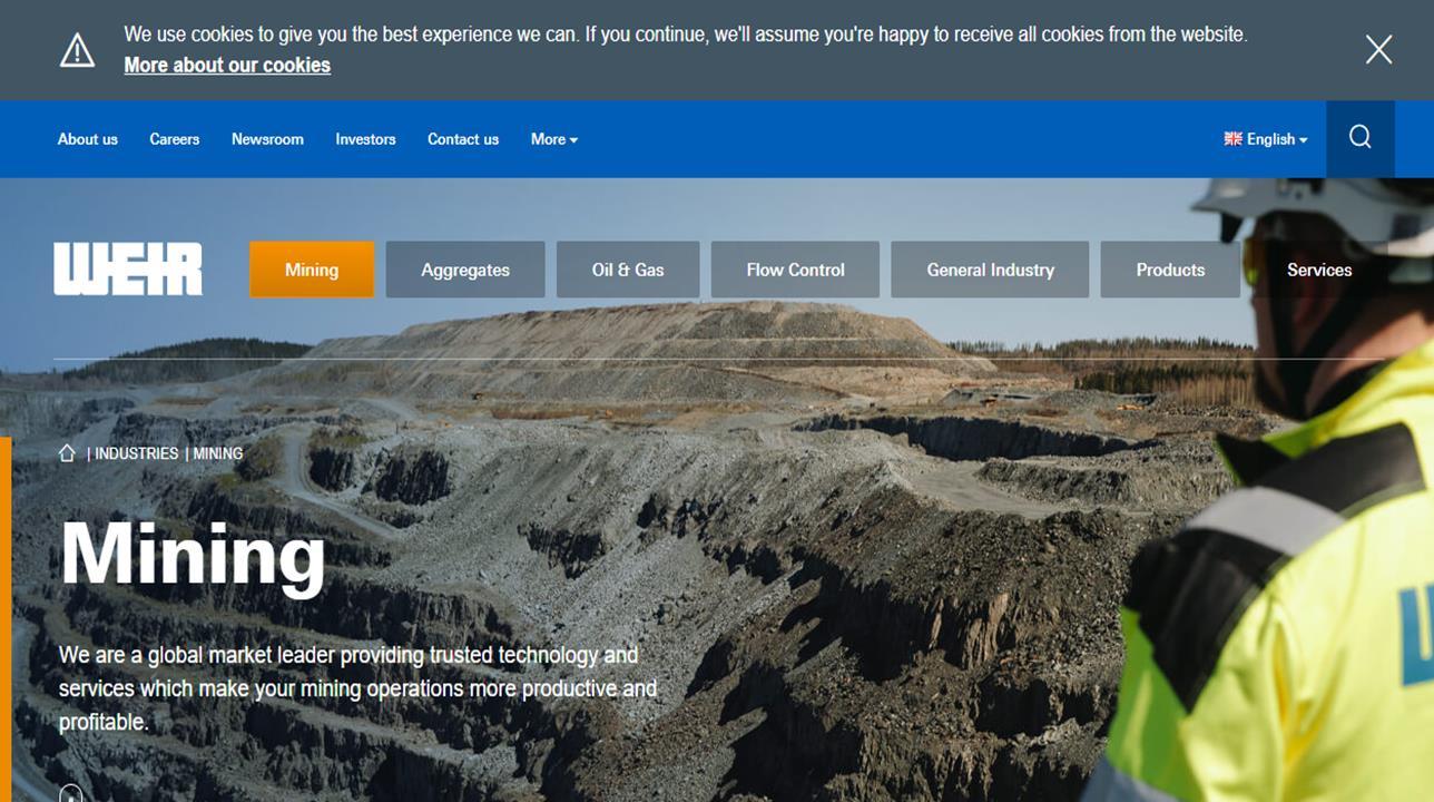Weir Minerals Division