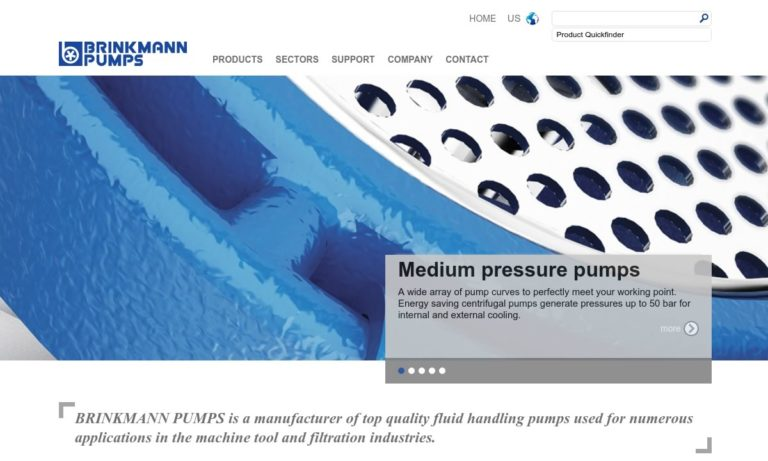 Brinkmann Pumps Inc.