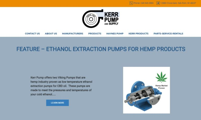 Kerr Pump and Supply