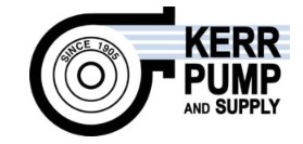 Kerr Pump and Supply Logo