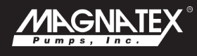 Magnatex® Pumps, Inc. Logo