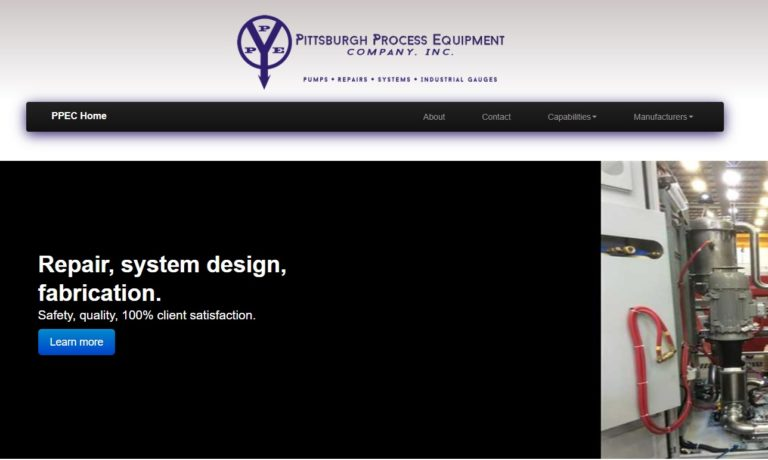 Pittsburgh Process Equipment Company, Inc.